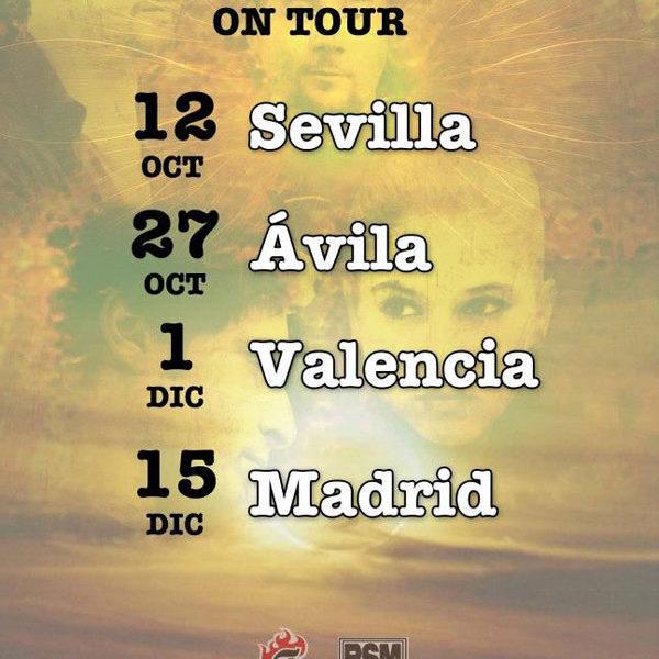 LA SUITE F – Vuelven a Sevilla