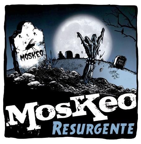 MOSKEO – Concierto y nuevo CD