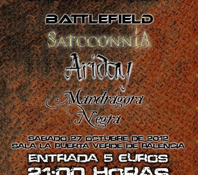 Palencia Metal Fest – sábado 27 de octubre