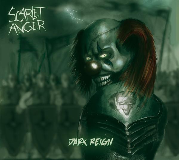 SCARLET ANGER- Dark Reign, 2012