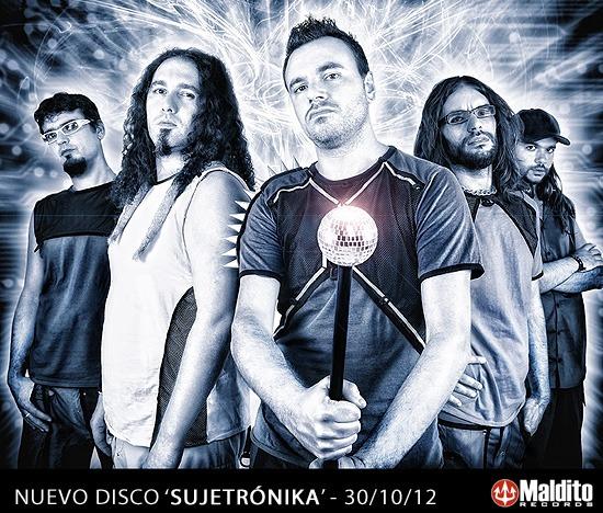 SUJETO K – Nuevo disco