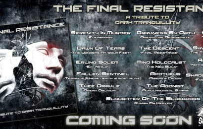 The Final Resistance – Tracklist revelado
