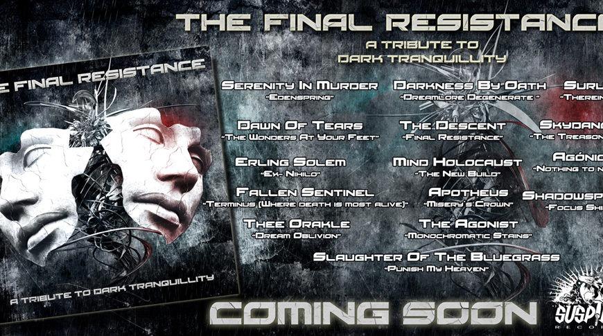 The Final Resistance – Tracklist revelado
