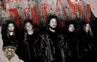 THRAW (SLO) fichan con Metal Tank Records
