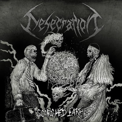 DESECRATION – Scorched Earth, 2013