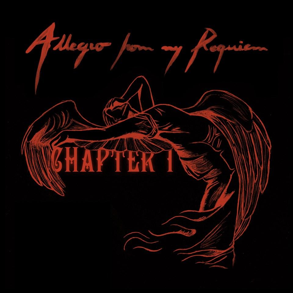 Primer disco de ALLEGRO FROM MY REQUIEM.