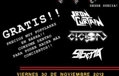 TYRANNY OVER IBERIA – Murcia – 30/11/12