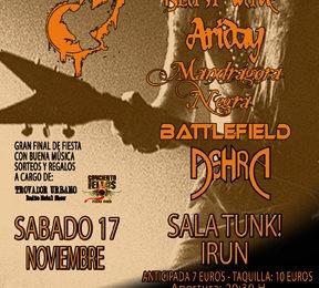 Ya está aquí el METAL NORTE FEST 2012