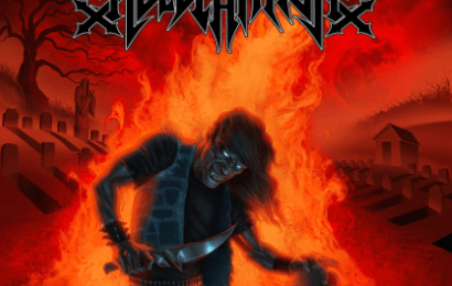 HELLCANNON (USA) – Infected with Violence, 2012