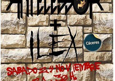 ANTECESSOR + ILEX – HOTR – WARRIOR POET