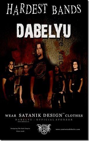 DABELYU – GLOOM – SAUROM