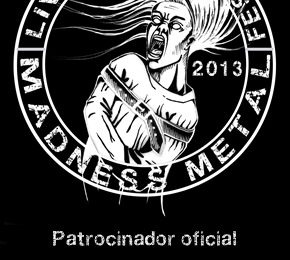 III LIVE FOR MADNESS METAL FEST – Cartel cerrado