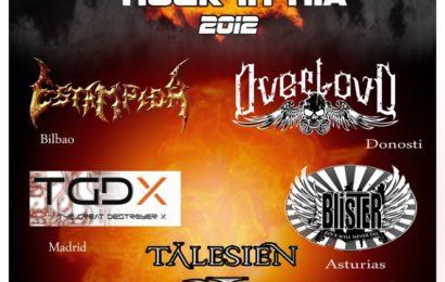 ROCK IN RIA 2012 – 8 de diciembre