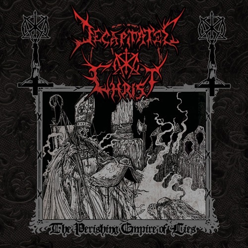 DECAPITATED CHRIST – VANISHINE – MOEBIO.