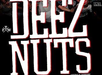 DEEZ NUTS + DEATH WILL COME – Vigo – 24/11/12