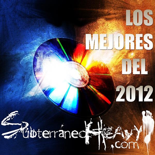 Los MEJORES DISCOS de 2012