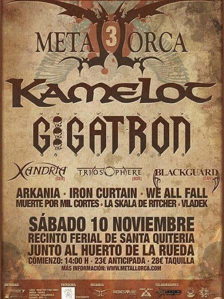 METAL LORCA – Lorca (Murcia) – 10/11/12