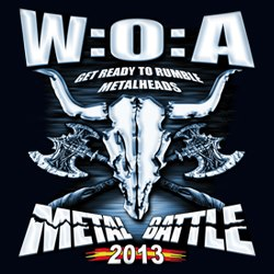 Carteles semifinal Wacken Metal Battle Spain