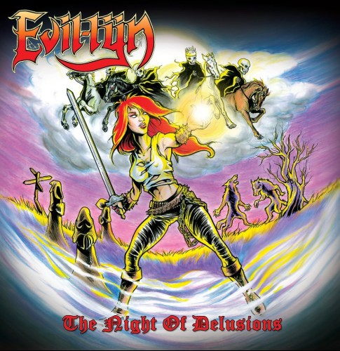 EVIL-LYN (FIN) – The Night of Delusions, 2012