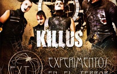 KILLUS – ERA DEL METAL – THE BREW