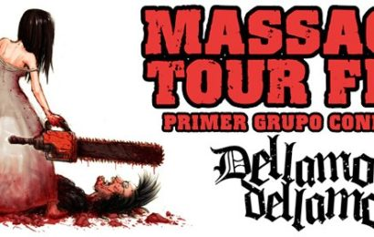 Llega el MASSACRE TOUR FEST