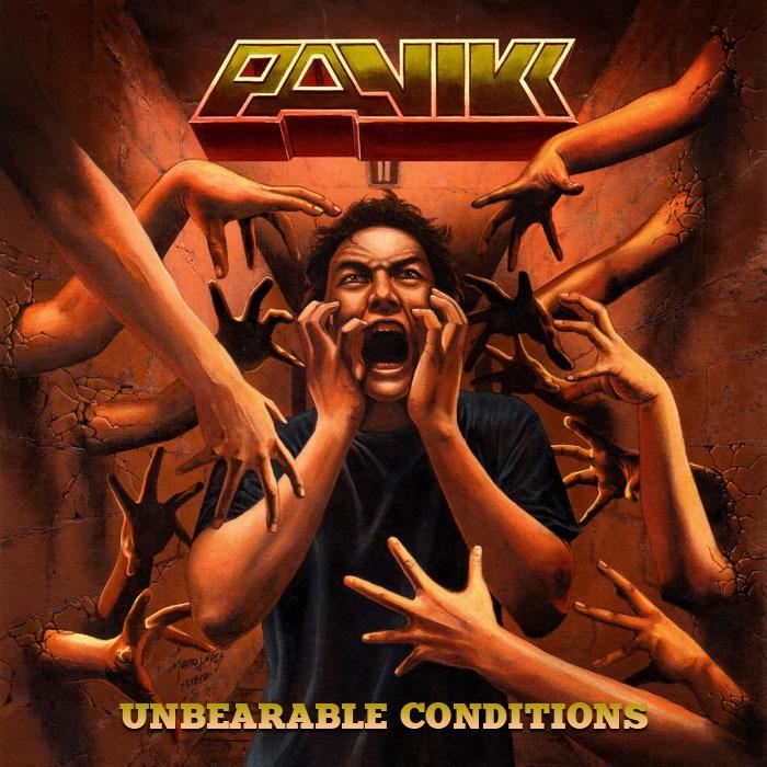 PANIKK (SLO) – Unbearable Conditions, 2013
