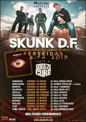 SKUNK D.F. – SANTELMO – DIARIO DE UN METAHEAD radio