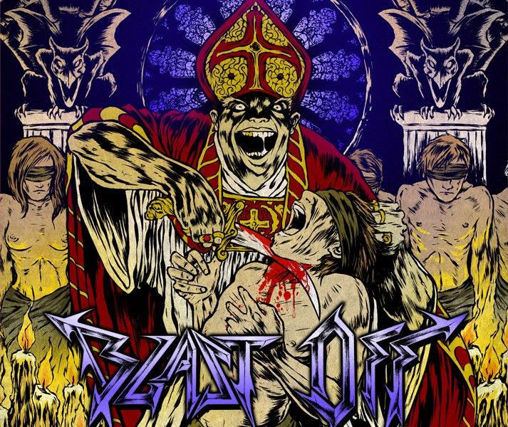 BLAST OFF – Devious Insane EP, 2012