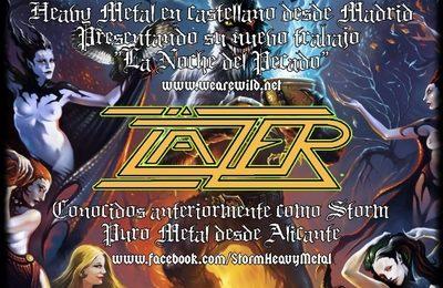 LITRONA DE ACERO, primer festival para junio y concierto en marzo