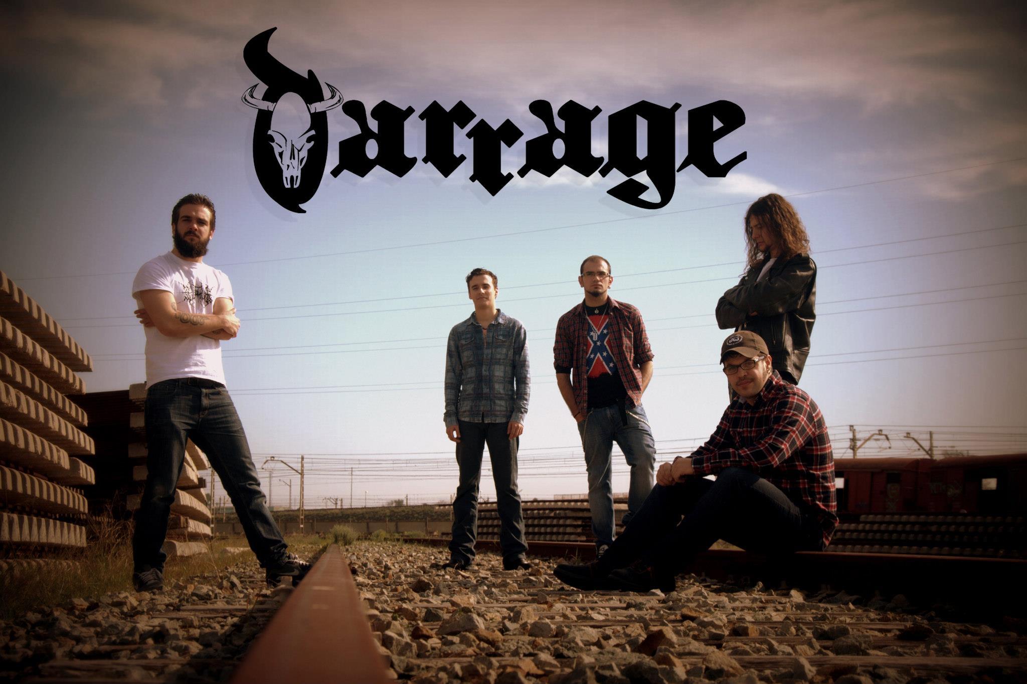 DARRAGE – Entrevista – 24/02/13