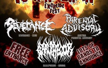 MOVE YOUR FUCKING BRAIN Extreme Fest IX