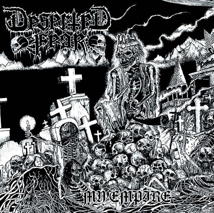 DESERTED FEAR (GER) – My Empire, 2012