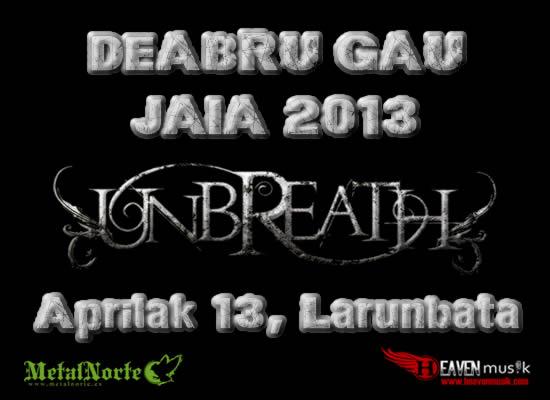 MANDRÁGORA NEGRA – Deabru Gau Jaia Fest – Gira Doom Internacional