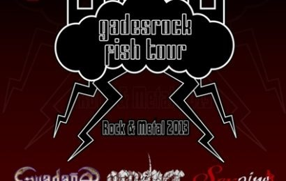 HONGOH – MUMAKIL – GADES ROCK FISH TOUR