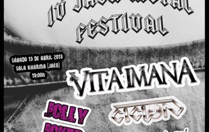 IV Jaén Metal Fest