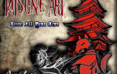 KITSUNE ART – Live All You Can, 2012