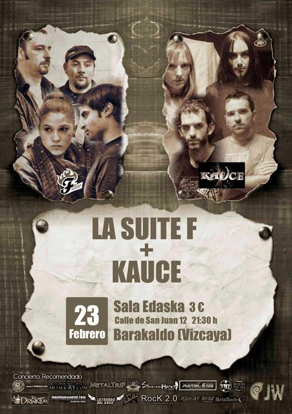 UNDER PROUD – LA SUITE F -BRUTAL SOUTH TOUR 2013