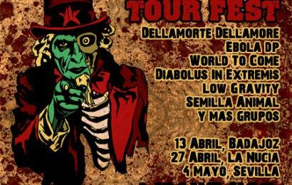 Nueva confirmación exclusiva para el MASSACRE TOUR FEST