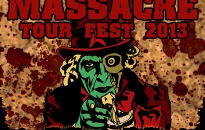 MASSACRE TOUR FEST – OVERDUB – NOCTEM