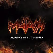 MATAVYS – Arderás en el Infierno, 2012