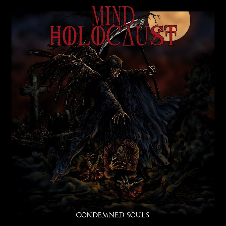 MIND HOLOCAUST – Condemned Souls, 2012