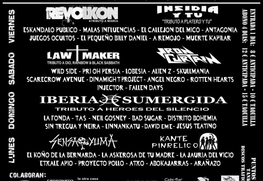 Rock in Carthago 2013