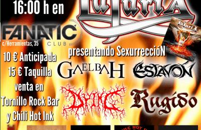 METALFIRE FEST – Sevilla – 16/03/13