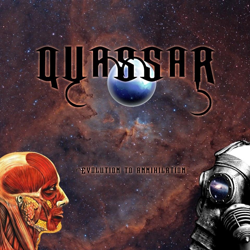 QUASSAR – Evolution To Annihilation Ep, 2013