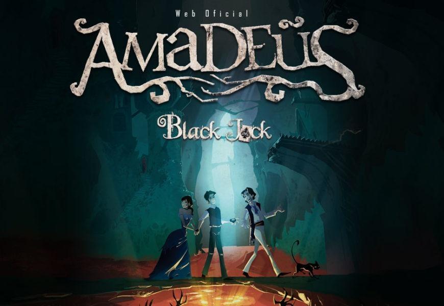 AMADEÜS – Black Jack, 2012