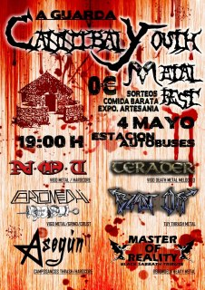 CANNIBAL YOUTH METAL FEST