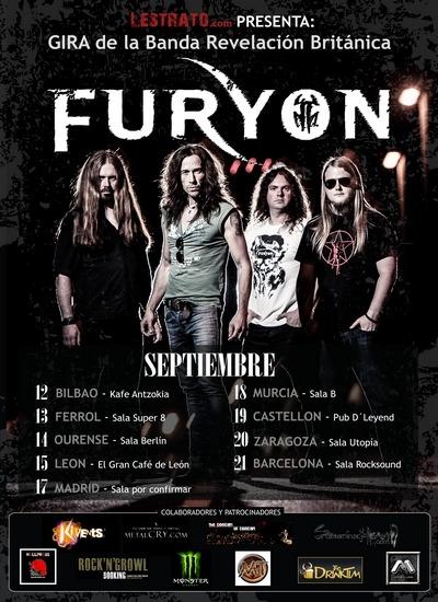 FURYON – A CIRCUS DAY – GÜRU