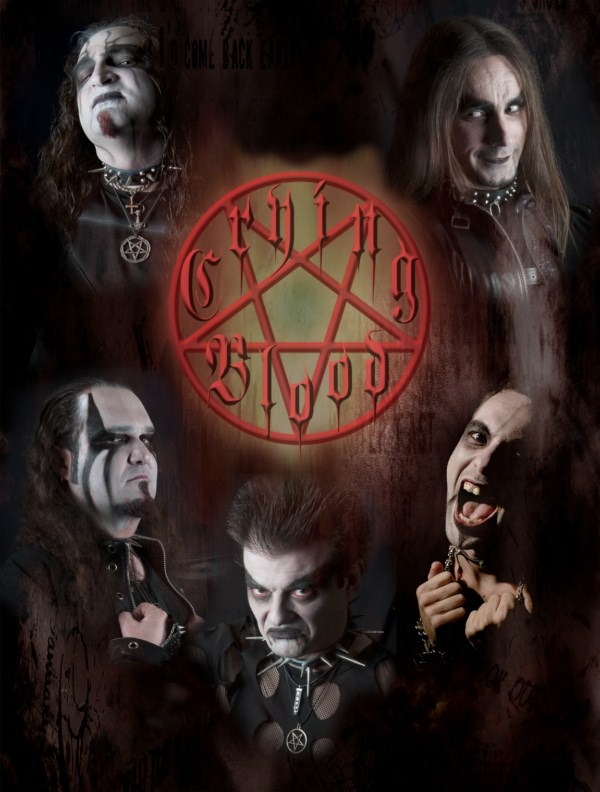 CRYING BLOOD – Entrevista – 04/03/13