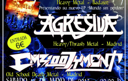 Extreme Hard Attack – STEEL HORSE – FAN METAL SHOW Radio