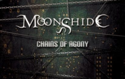 MOONSHIDE – Chains of agony, 2013